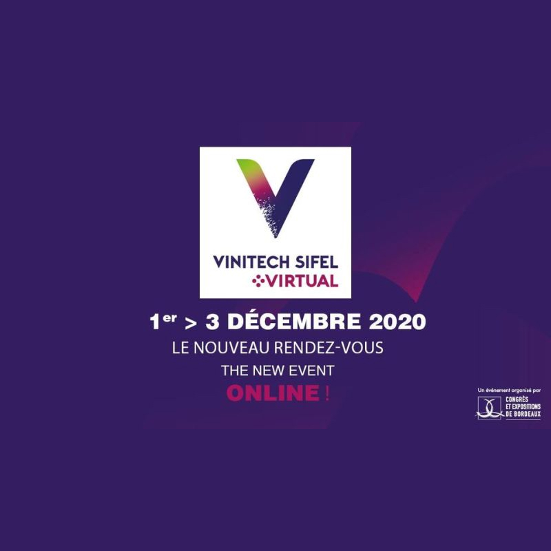 Lux Lingua will have the pleasure of exposing virtually during VINITECH – SIFEL from the 1st to the 3rd of December 2020! 🎉