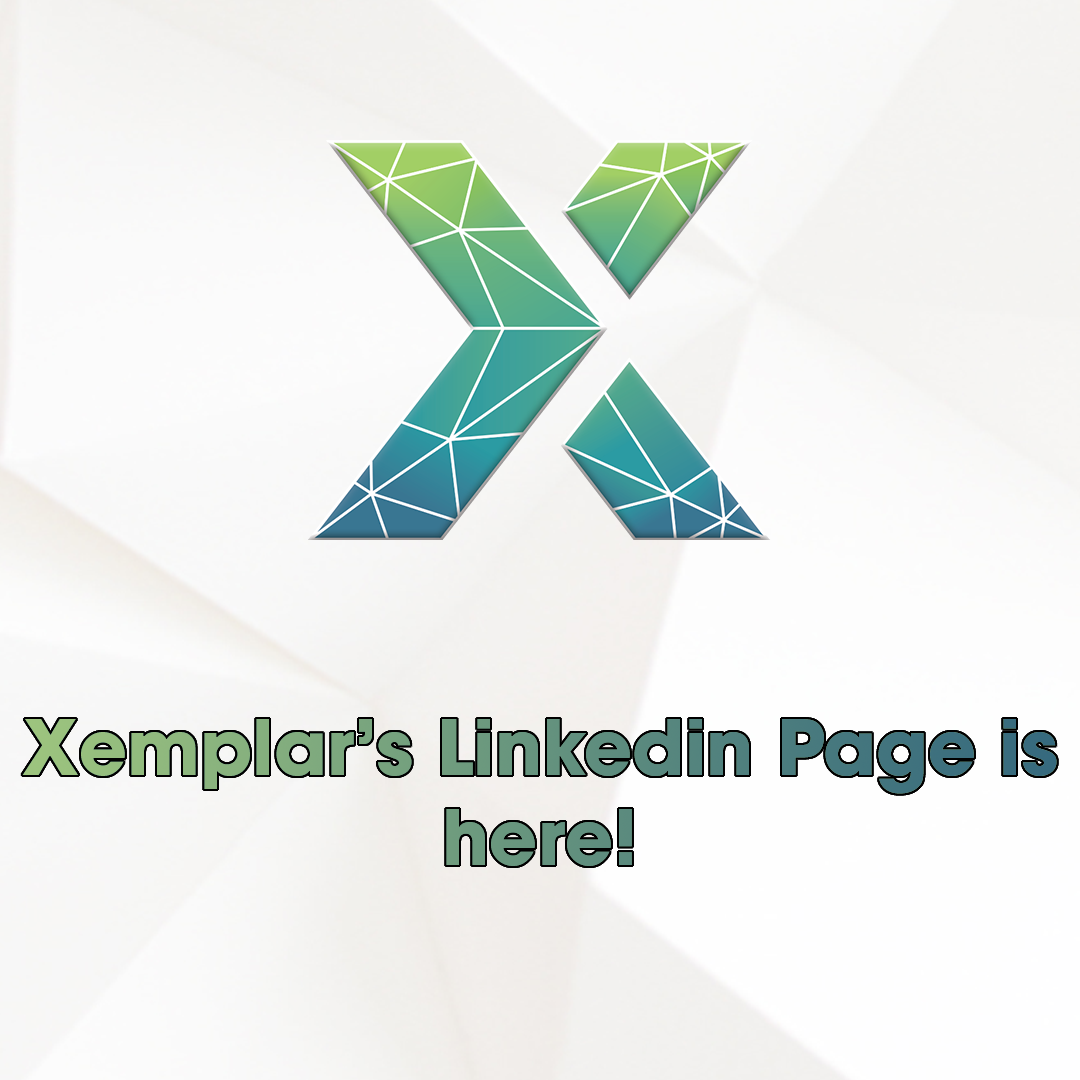 Want to know more about our latest product Xemplar? 📱 👍 Then subscribe to its Linkedin page Xemplar.tech! 😮